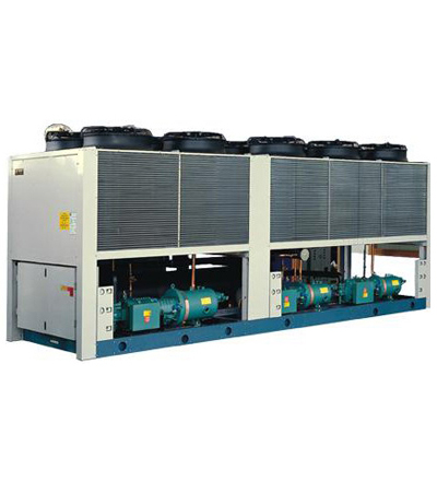 Air to Water Screw Chiller (LTLF Series)