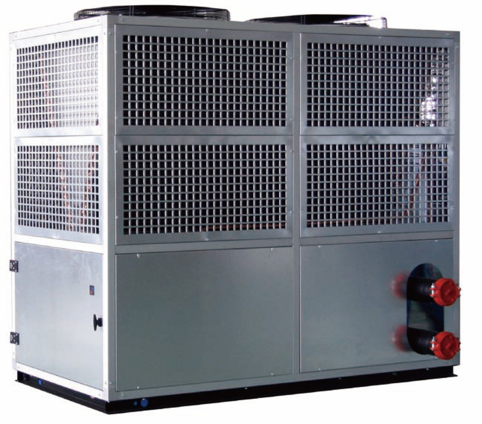 Air Cooled Water Chiller (With Scroll or Piston Compressor)
