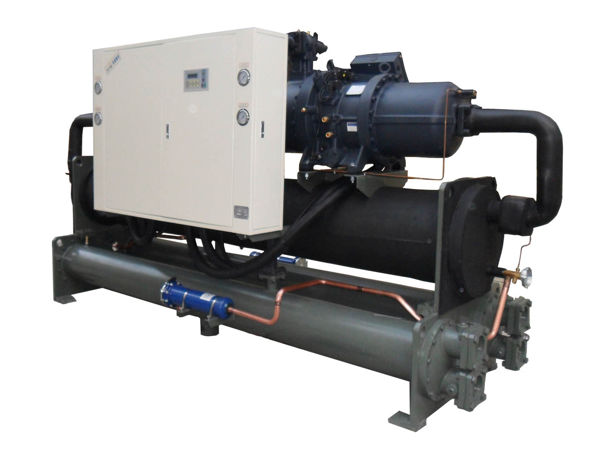 Water Cooled Chiller (With Single Screw Compressor)